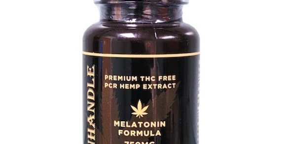 750 CBD Soft-gel Melatonin