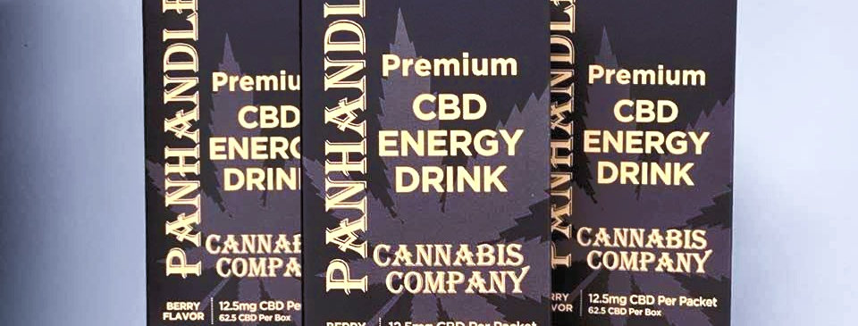 CBD Energy Drink MiX