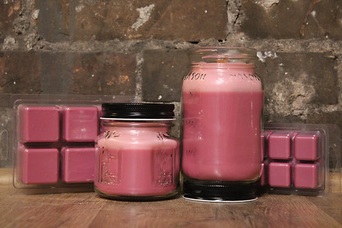Blackberry Sage Small Candle - 8oz