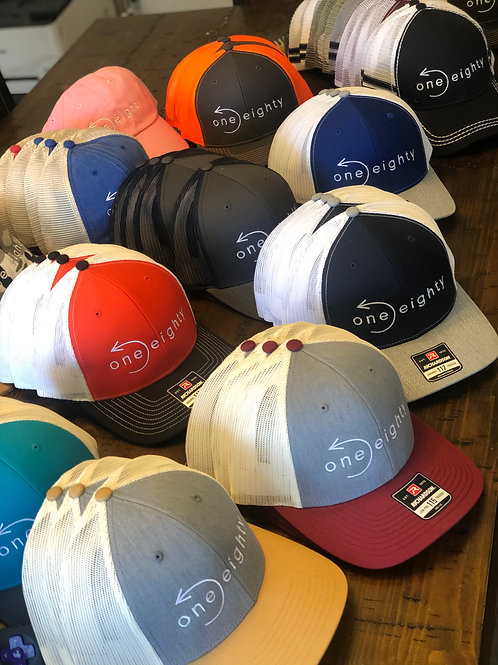 one eighty hats - so many styles and colors
