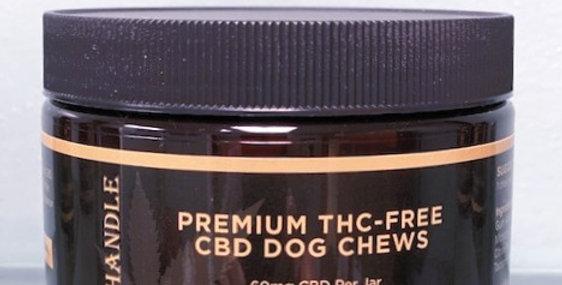 CBD Dog Treats 60 mg