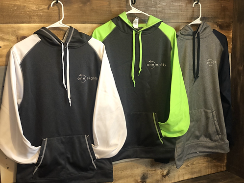 Performance Hoodie - 4 Color Options