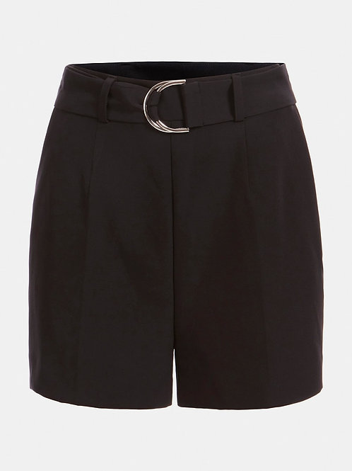 GUESS - Belted Shorts (black)
