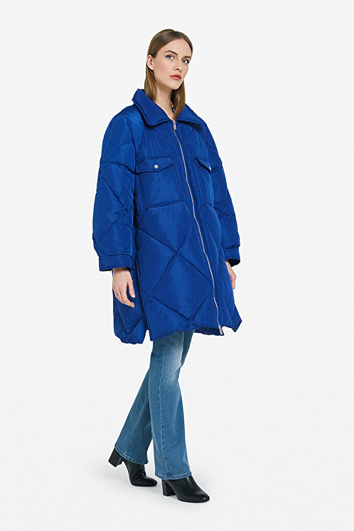 Ottodame Royal Quilted Coat