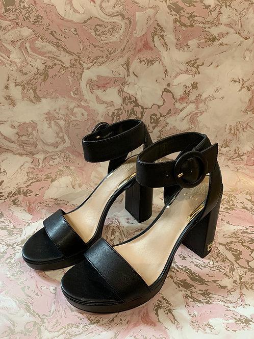 GUESS Block Heels - Black