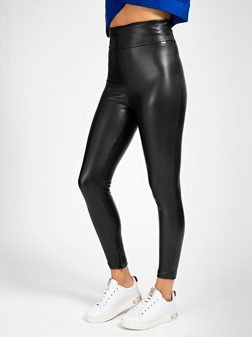 GUESS - Leather Look Leggings