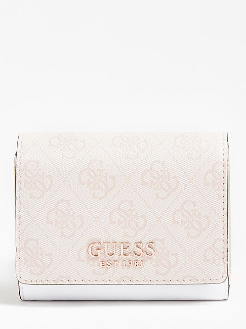 GUESS Mika Mini Purse - Blush
