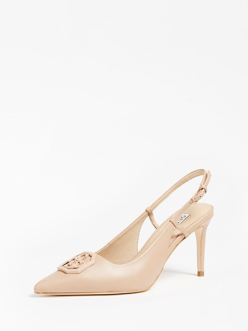 GUESS Blush Pointed Heel