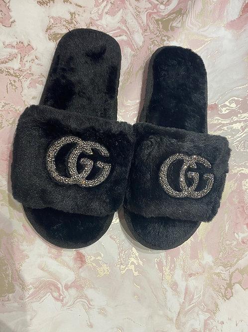 GG Inspired Slippers