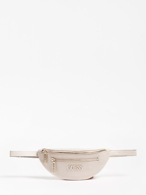 GUESS- Manhattan Belt Bag (nude)