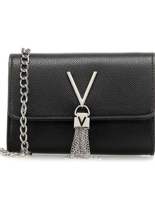 MARIO VALENTINO Black Crossbody Bag