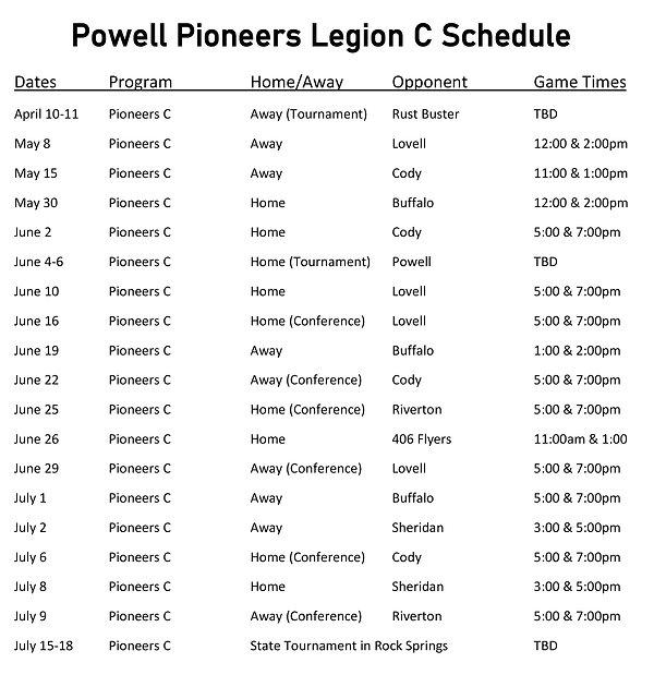 Legion C Schedule.jpg