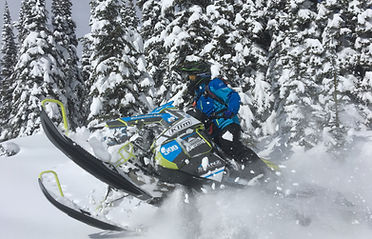 Colorado Snowmobiling Ryan McConnell