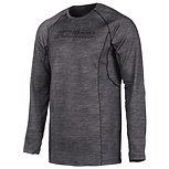 Klim Aggressor shirt 2.0 BLK heather.jpg