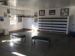Lodge Drying Room