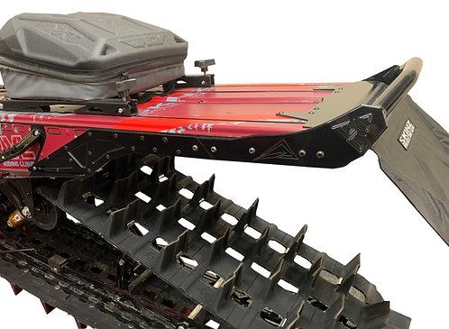 Skinz Ultra Lightweight Polaris AXYS Tunnel Cut Rear Bumper