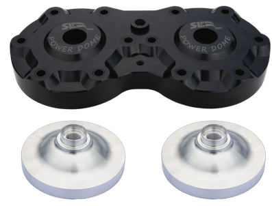 Starting Line Products 2019 20 Axys 850 Power Dome Billet
