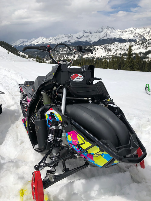 Starting Line Products Outlaw Twin Pipes for 2019-21 Polaris 850