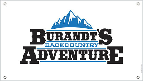 Burandt's Backcountry Adventure Banner