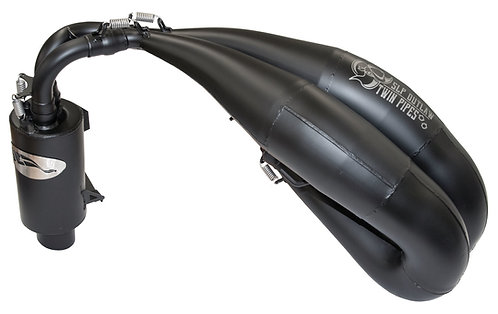 Starting Line Products Outlaw Twin Pipes for 2022 Polaris Matryx 850
