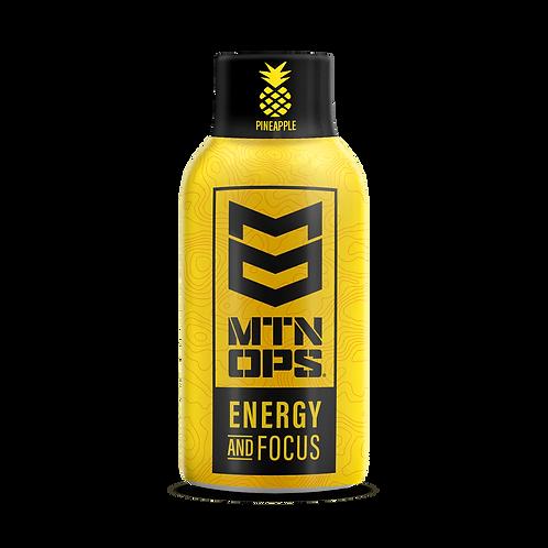 MTN OPS ENERGY SHOT (12 PACK) ON THE GO ENERGY