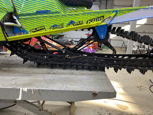 "2020 Polaris Axys RMK 850 BD Turbo, 163 - 2.6"" track"