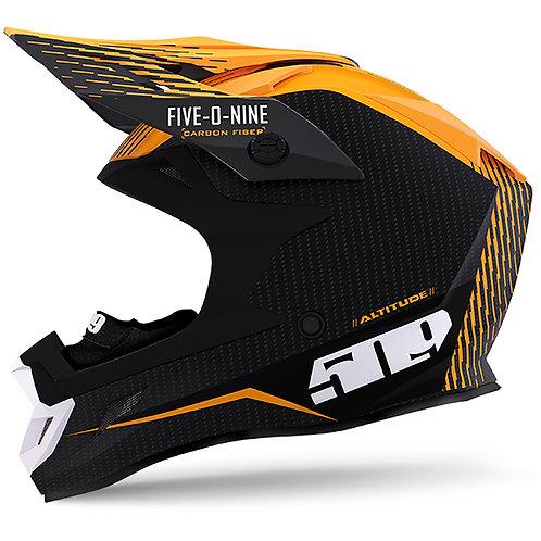 509 Altitude Carbon Fiber 3K Helmet with Fidlock®