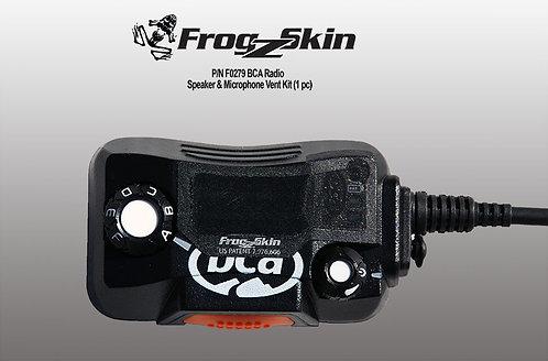 Frogzskinz BCA Radio Vent Kit