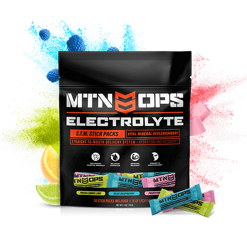 MTN OPS Electrolyte STM (Straight to Mouth)