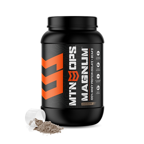 MTN OPS MAGNUM WHEY PROTEIN