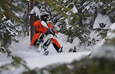 Guided Snowmobile Tours Colorado Burandt S Backcountry