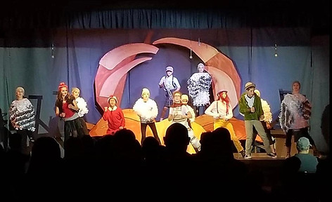 James & the Giant Peach Jr Fall 2018
