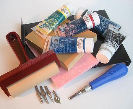 Basic Printmaking Class