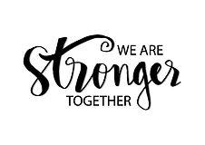 shutterstock_1196953087 Stronger Togethe
