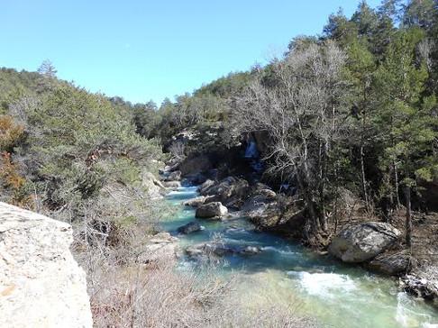 Río La Guarguera