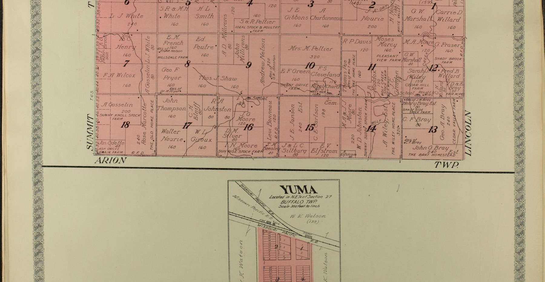 5b: Buffalo Township South