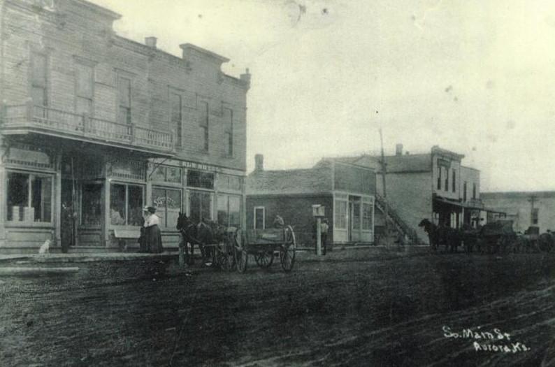 Aurora Main Street