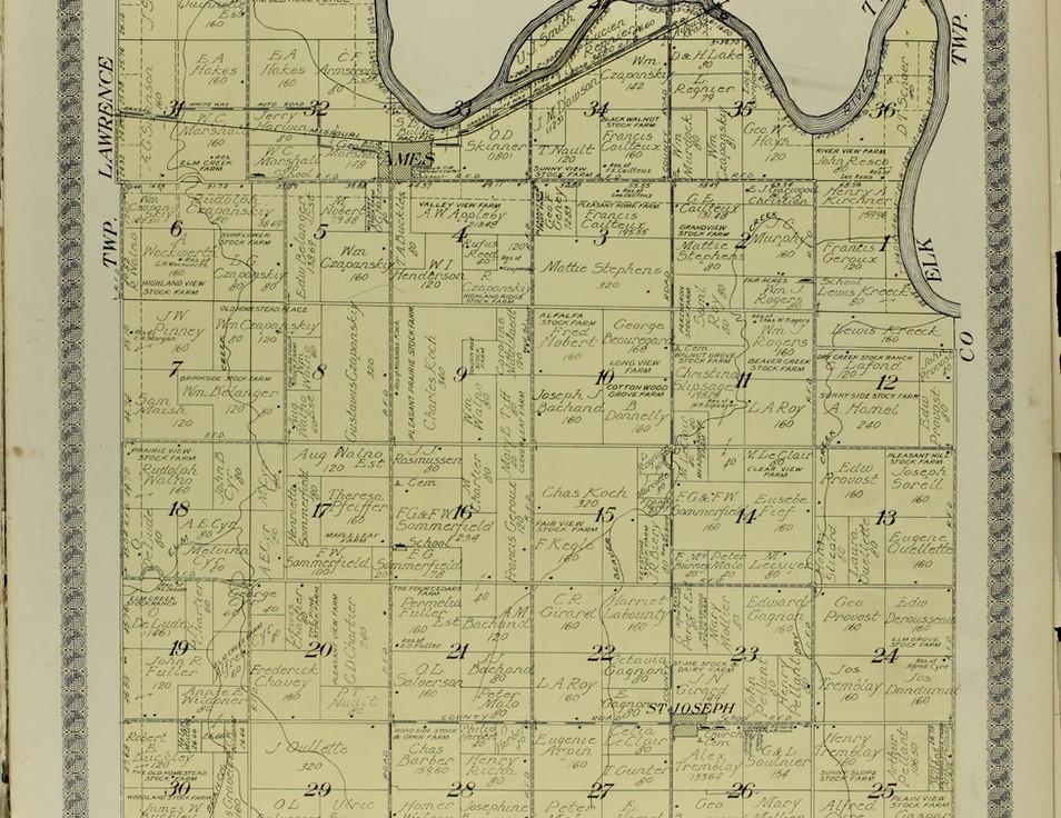 17: Shirley Township