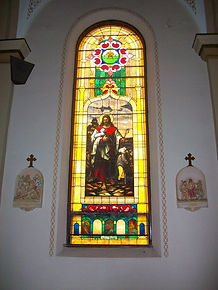 St. Joseph Church Stained Glass