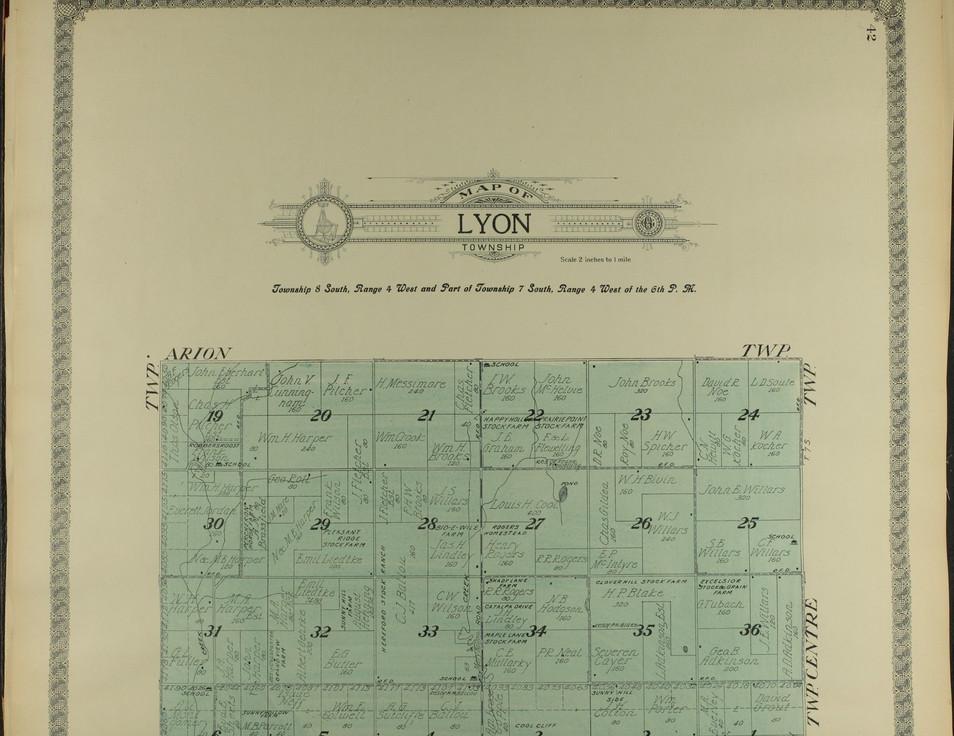 7a: Lyon Township North