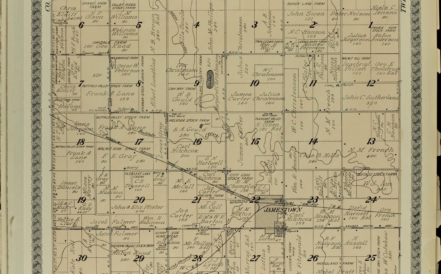 2: Grant Township
