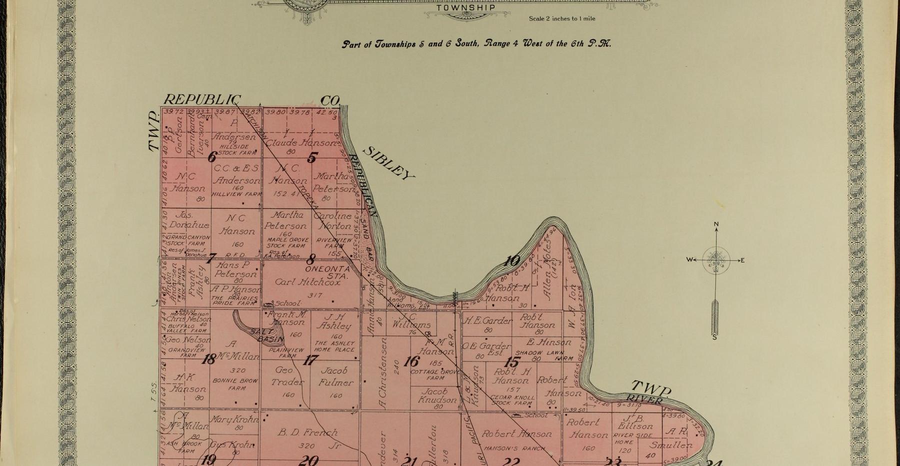 5a: Buffalo Township North
