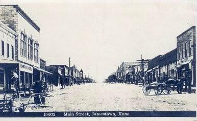 Jamestown Main Street