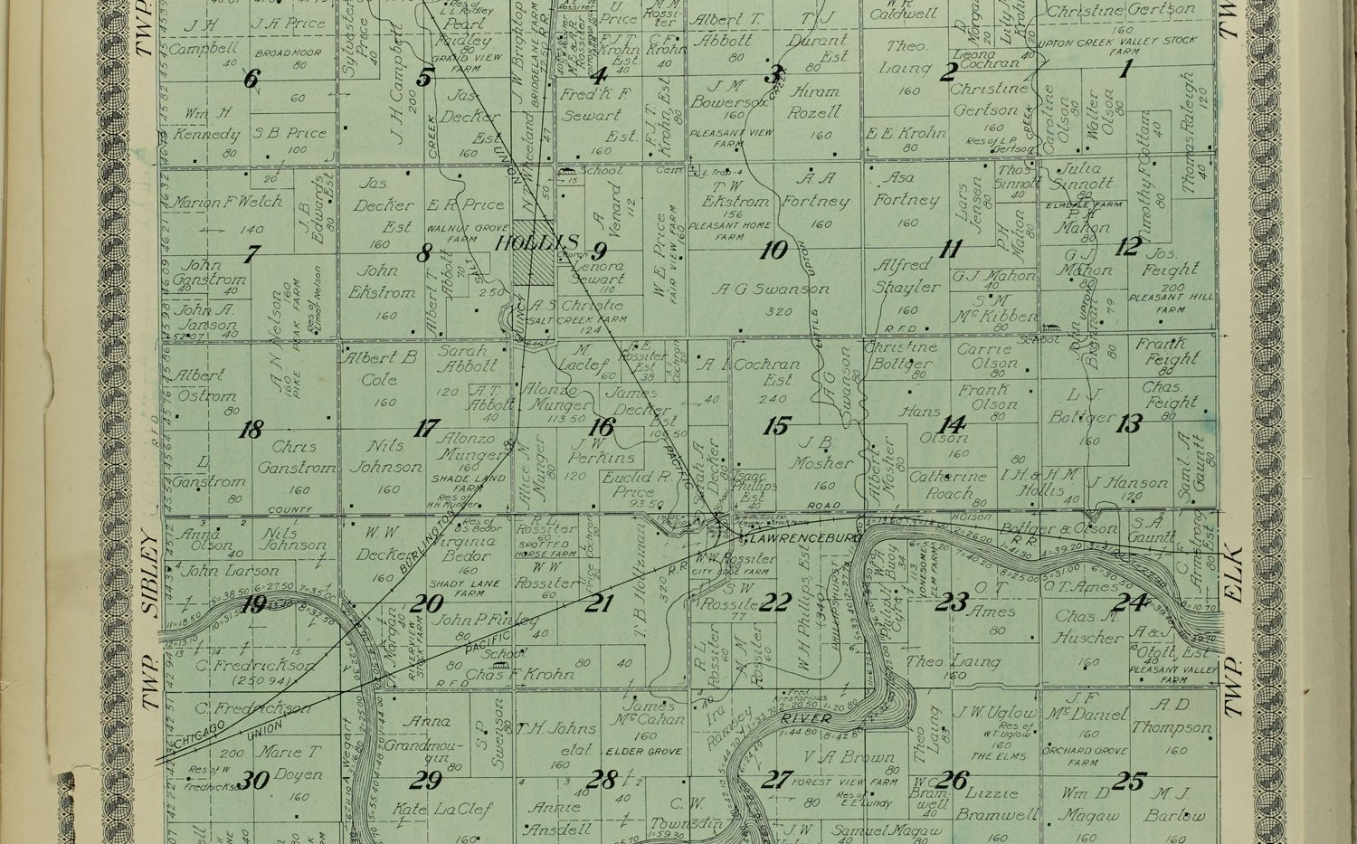 12: Lawrence Township