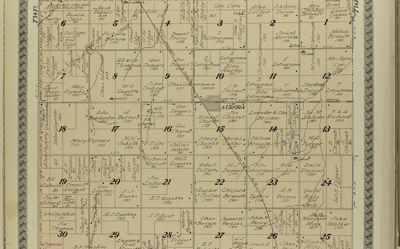 14: Aurora Township