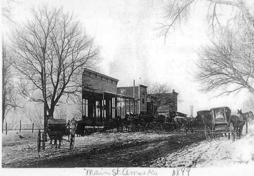 Ames Main Street