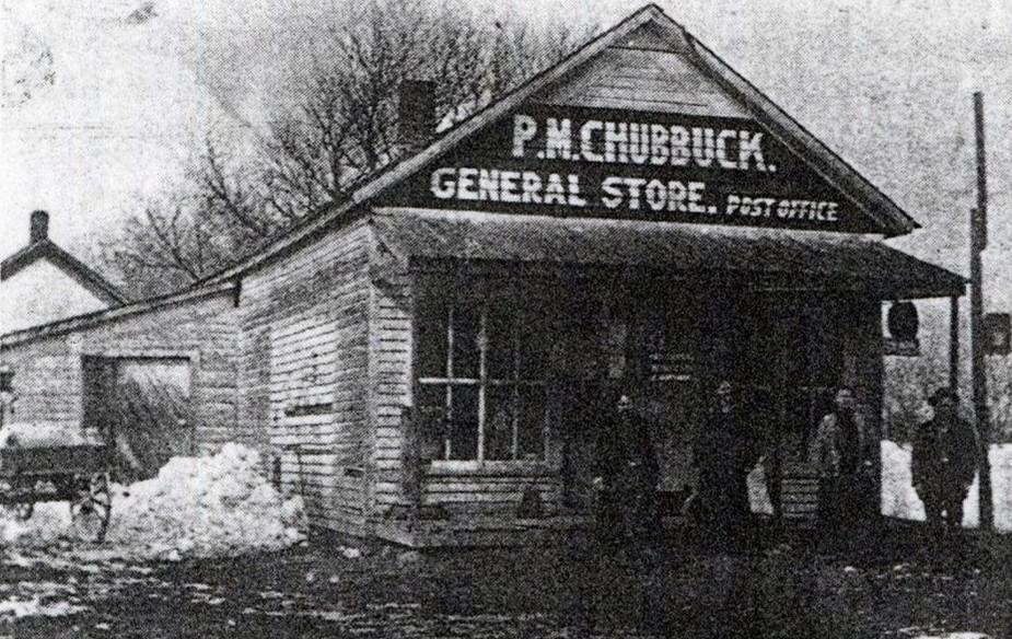 Rice Post Office
