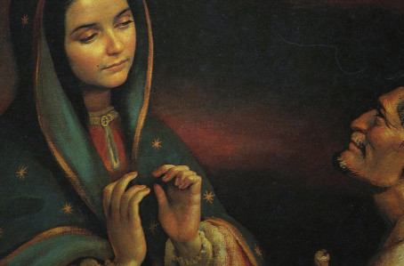 St. Juan Diego & Our Lady of Guadalupe