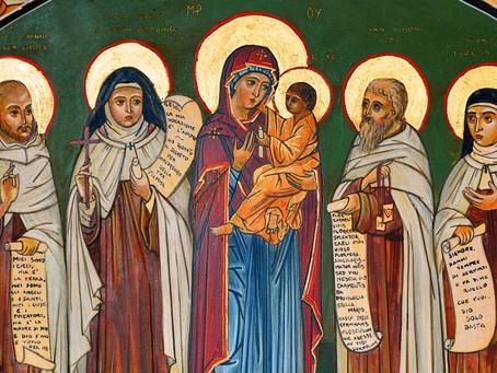 Six Famous Carmelite Saints