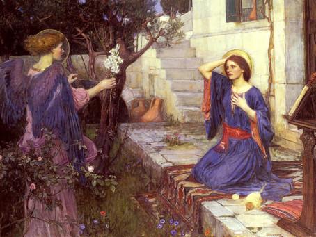 Picking Apart the Hail Mary